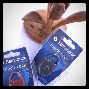 NIP Samsonite Travel Touch Lock (2j